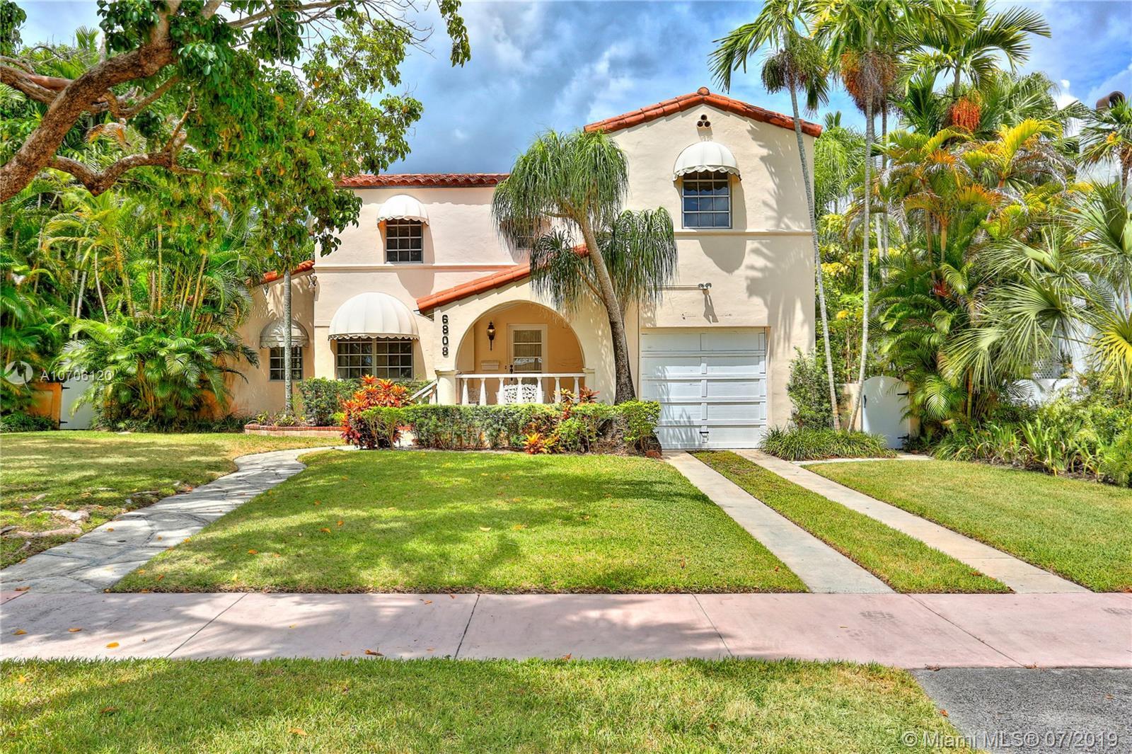 6808  San Vicente St  For Sale A10706120, FL