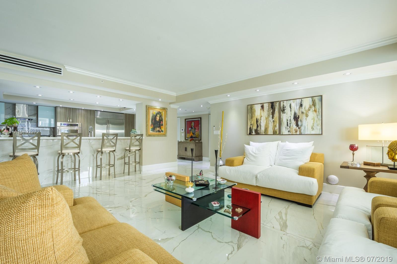 10205  Collins Ave #1004- RENOVATED For Sale A10702972, FL