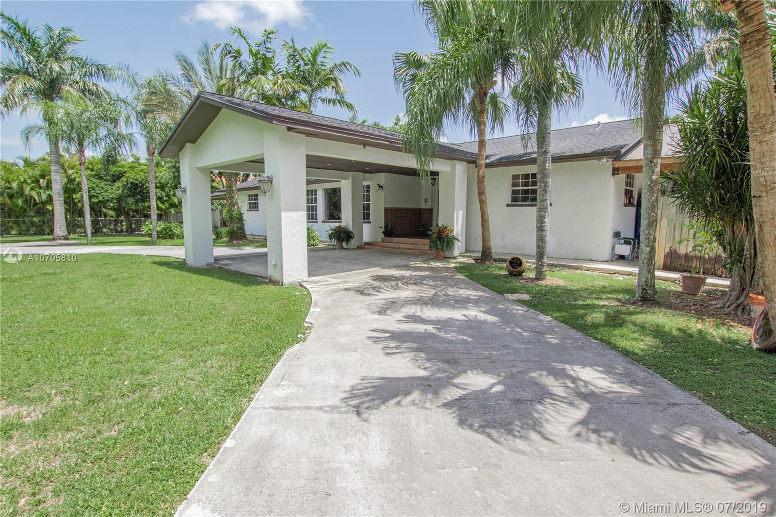 20830 SW 240th St  For Sale A10705810, FL