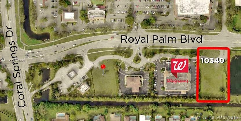 10340 Royal Palm Blvd, Coral Springs, FL 33071