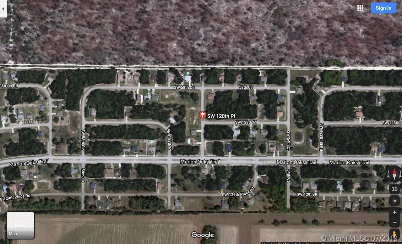 0000 SW 128 Place, Other City - In The State Of Florida, FL 34473