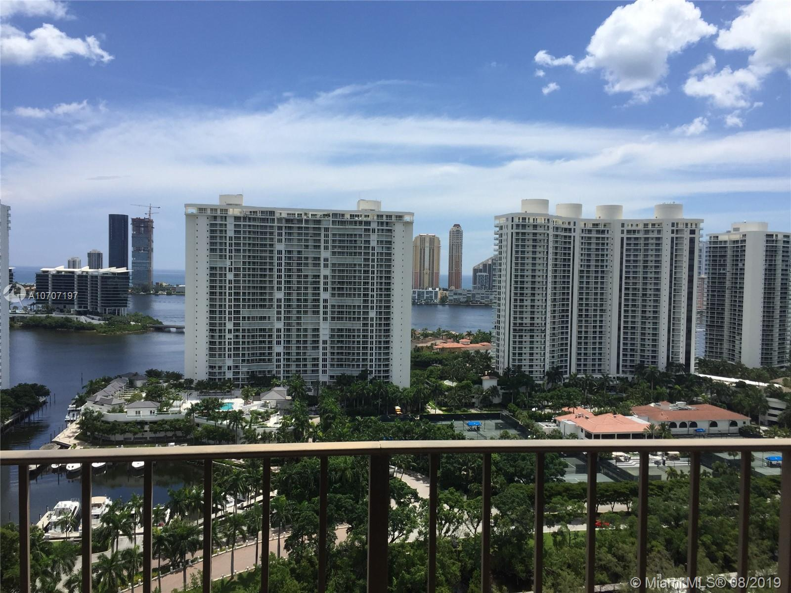 18181 NE 31st Ct #2606 For Sale A10707197, FL