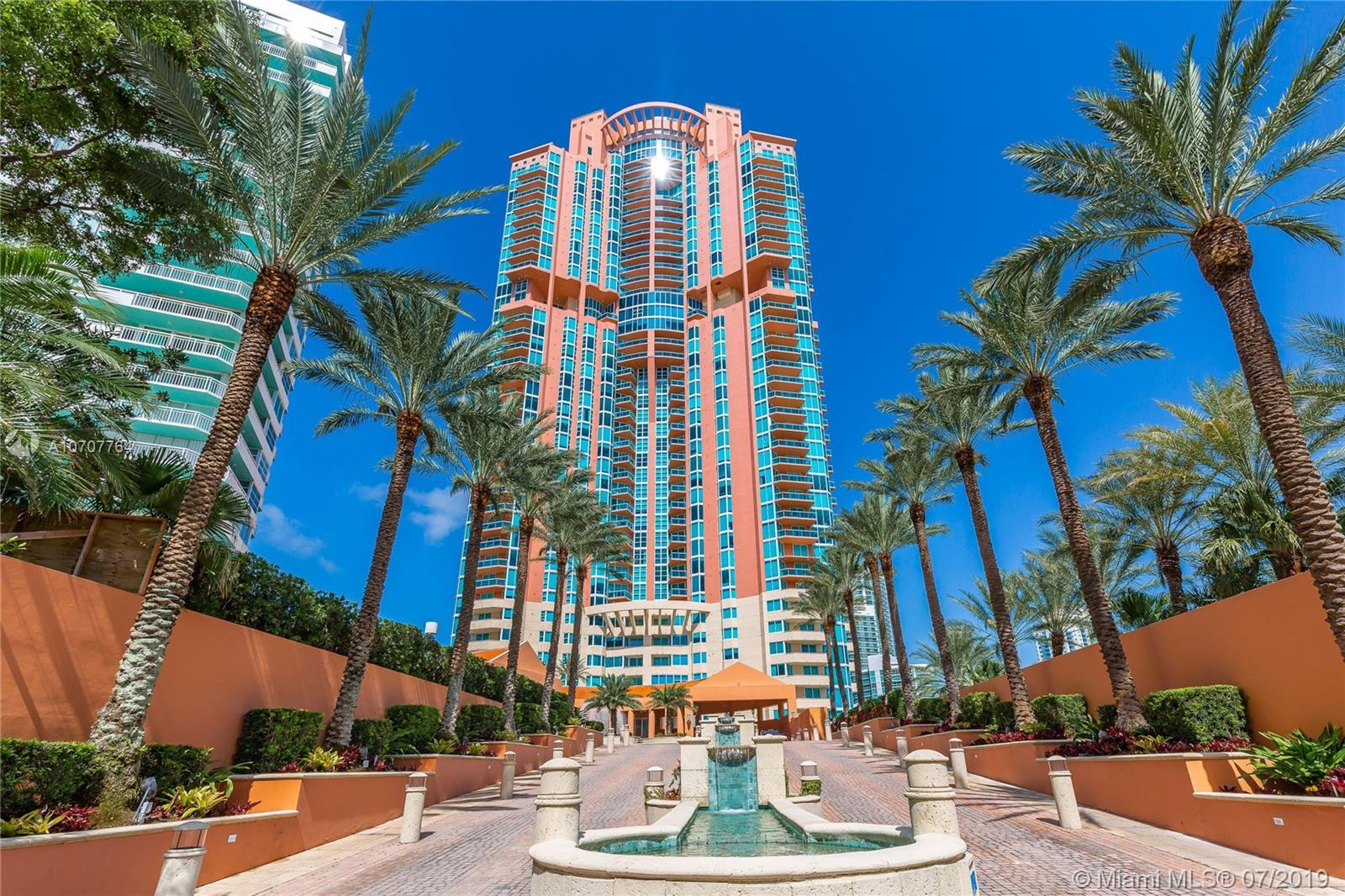 300 S Pointe Dr #904 For Sale A10707764, FL