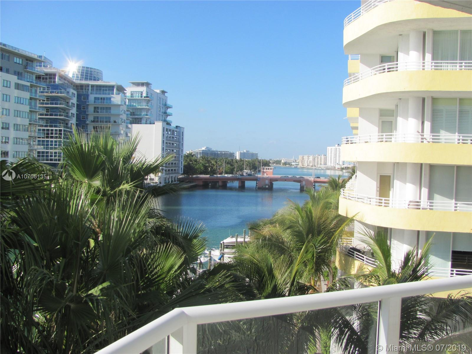 5900  COLLINS AV #508 For Sale A10706135, FL