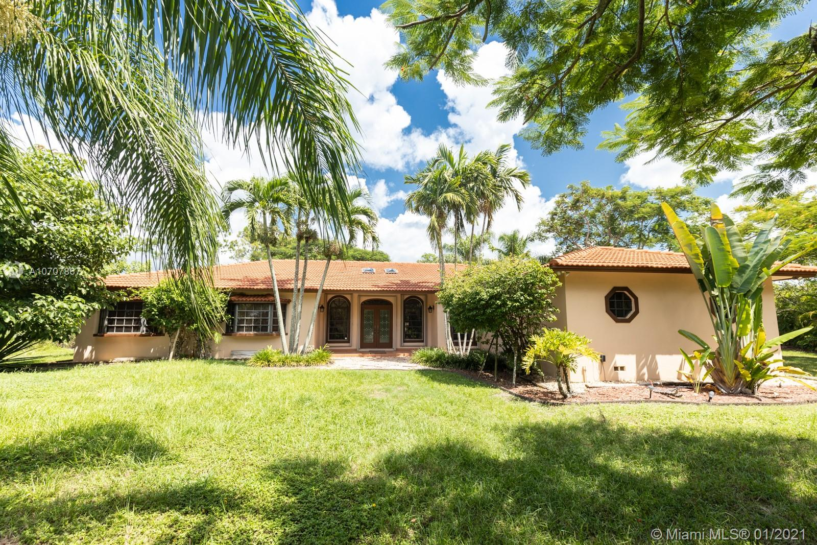 26871 SW 194 Ave  For Sale A10707867, FL