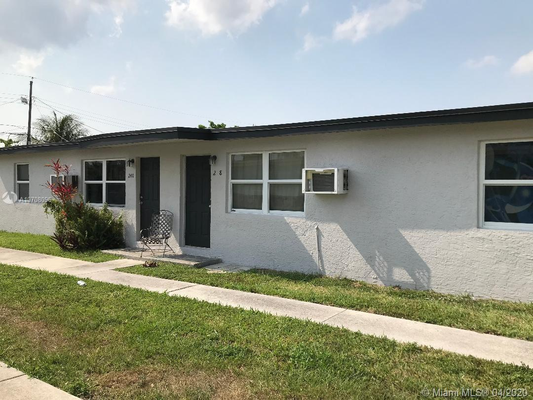238 SW 12th Ave  For Sale A10708096, FL