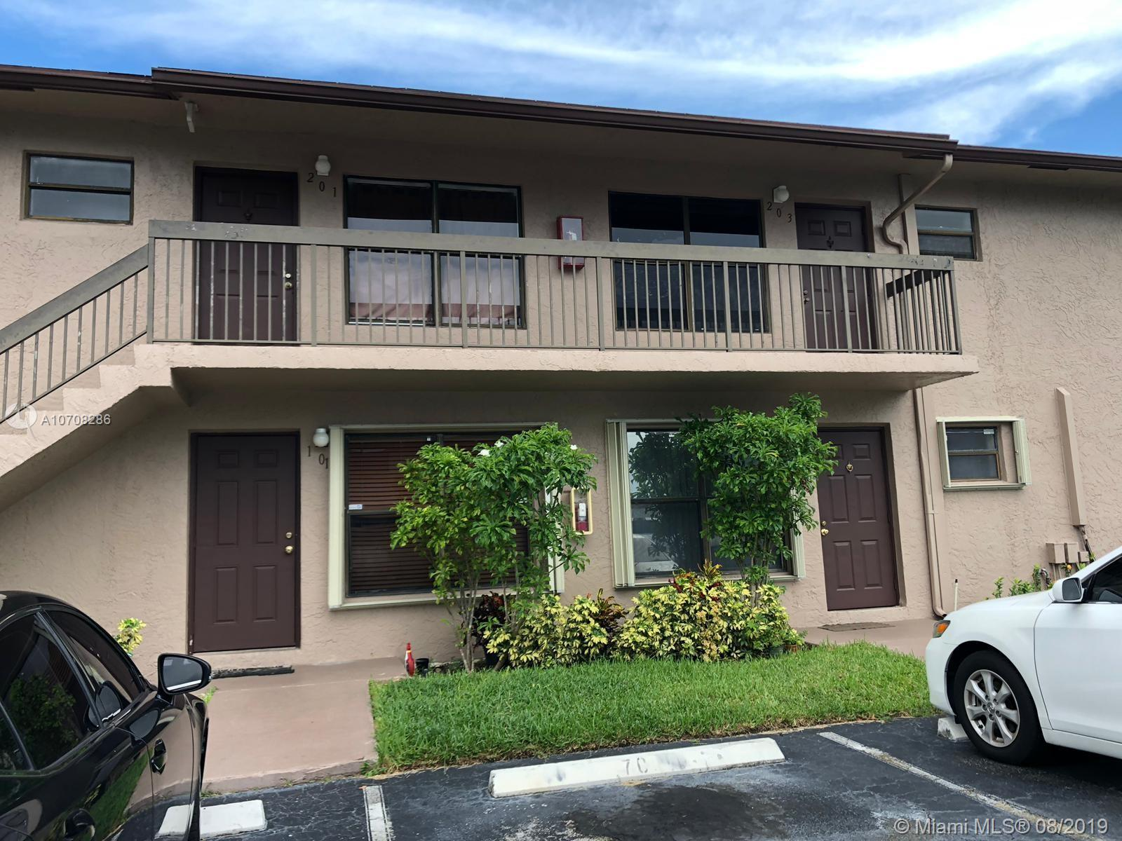 10059  Winding Lake Rd #203 For Sale A10708286, FL