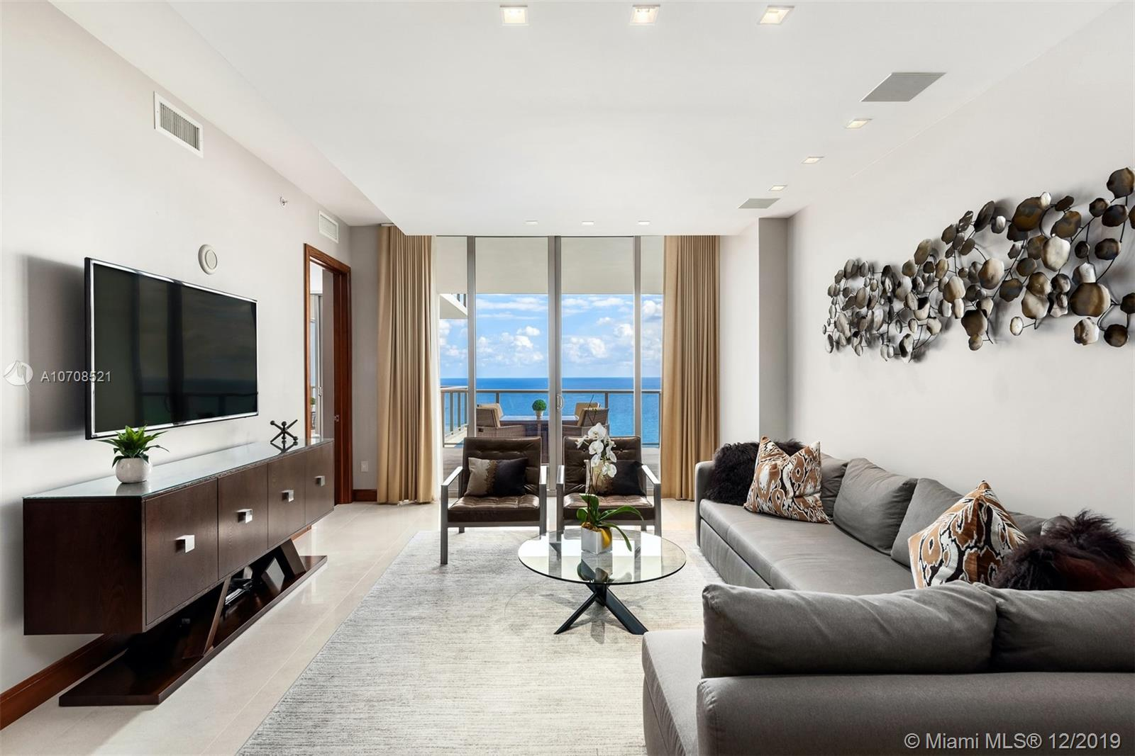 9703  Collins Ave #2604 For Sale A10708521, FL