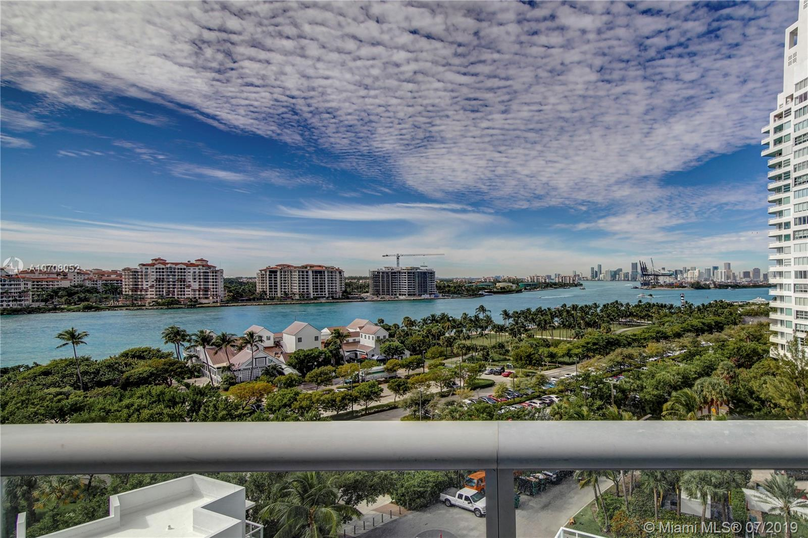 100 S Pointe Dr #903 For Sale A10708052, FL