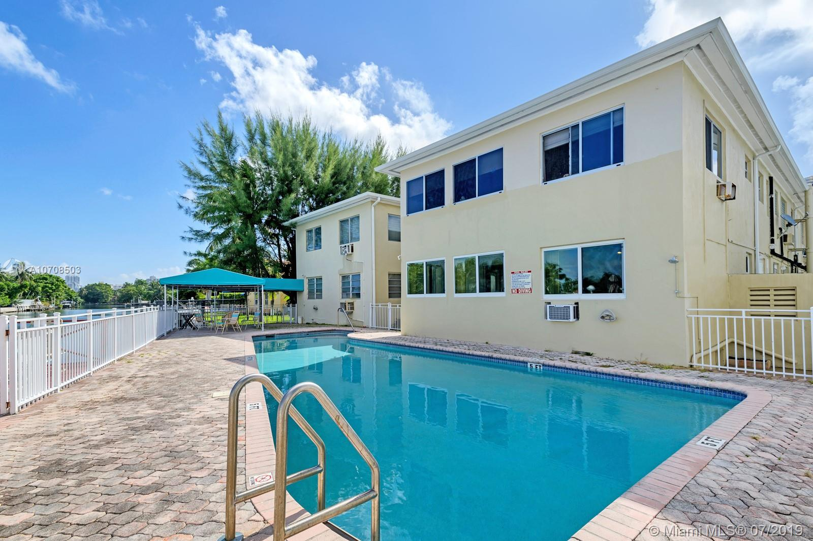4730  Pine Tree Dr #15 For Sale A10708503, FL