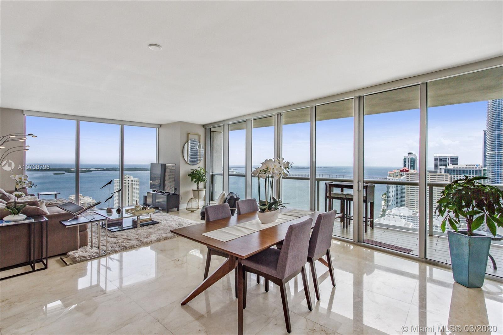 495  Brickell Ave #4001 For Sale A10708796, FL