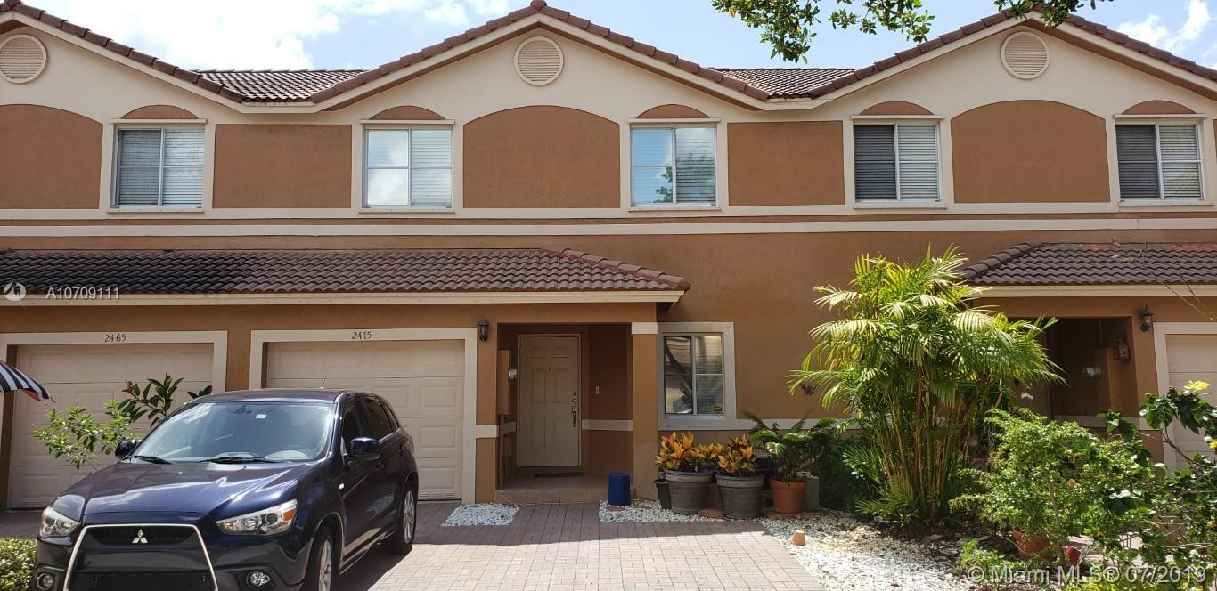 2475 NW 98th Ln  For Sale A10709111, FL