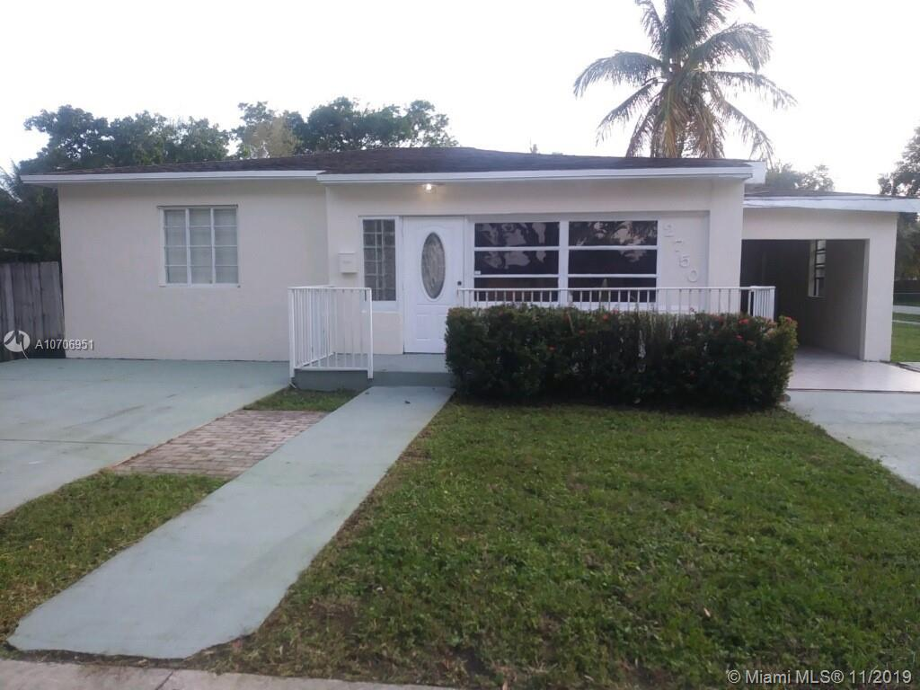 2750  Washington St  For Sale A10706951, FL