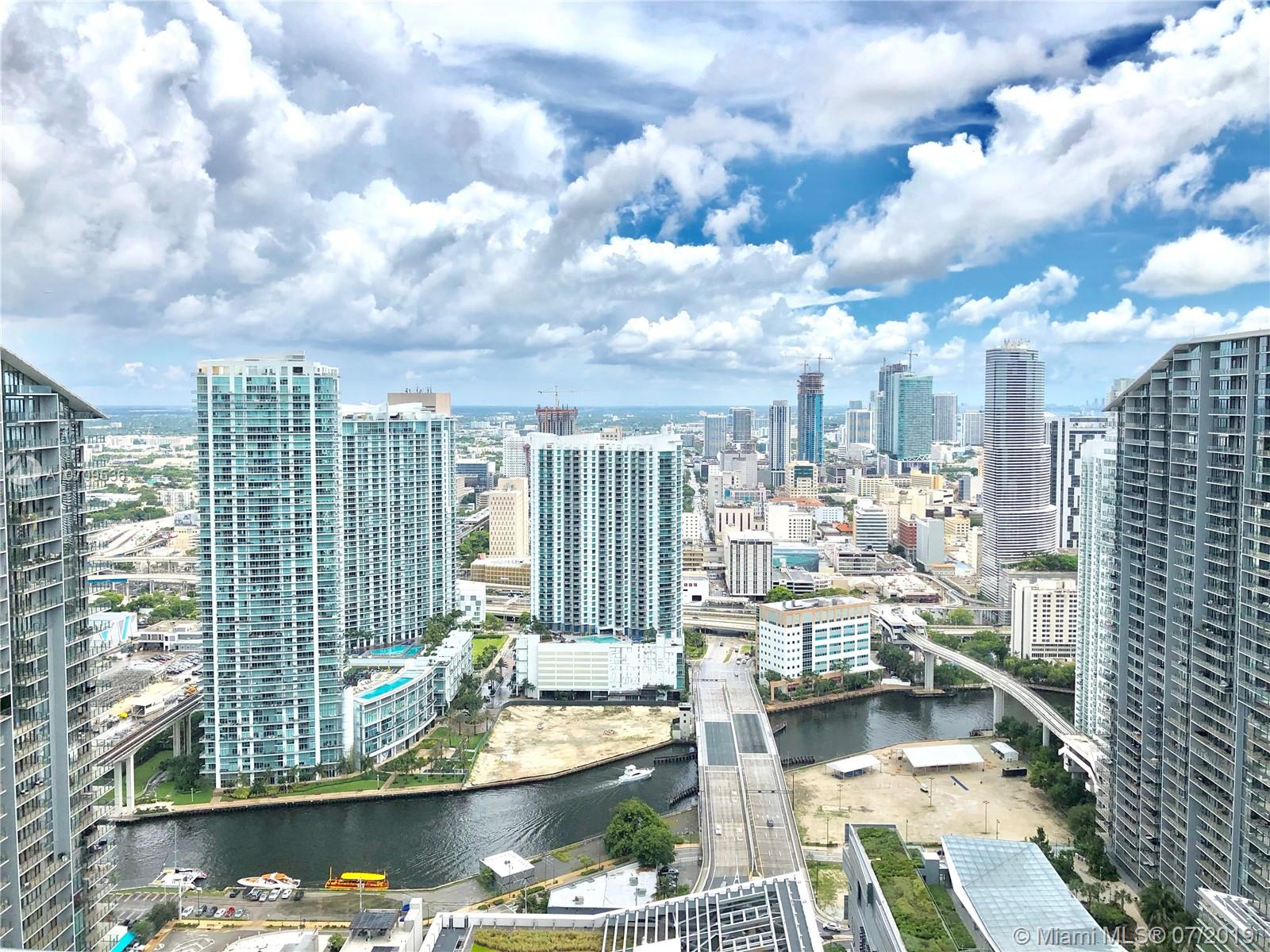 45 SW 9th St #PH 4609 For Sale A10709536, FL