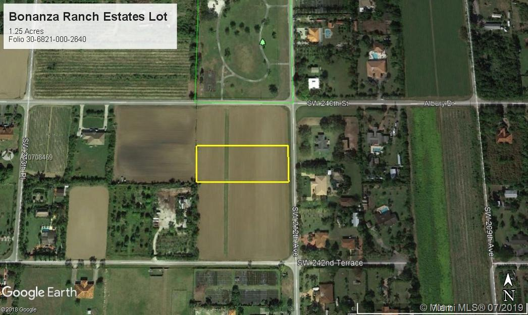 24010 SW 212 Ave  For Sale A10708469, FL