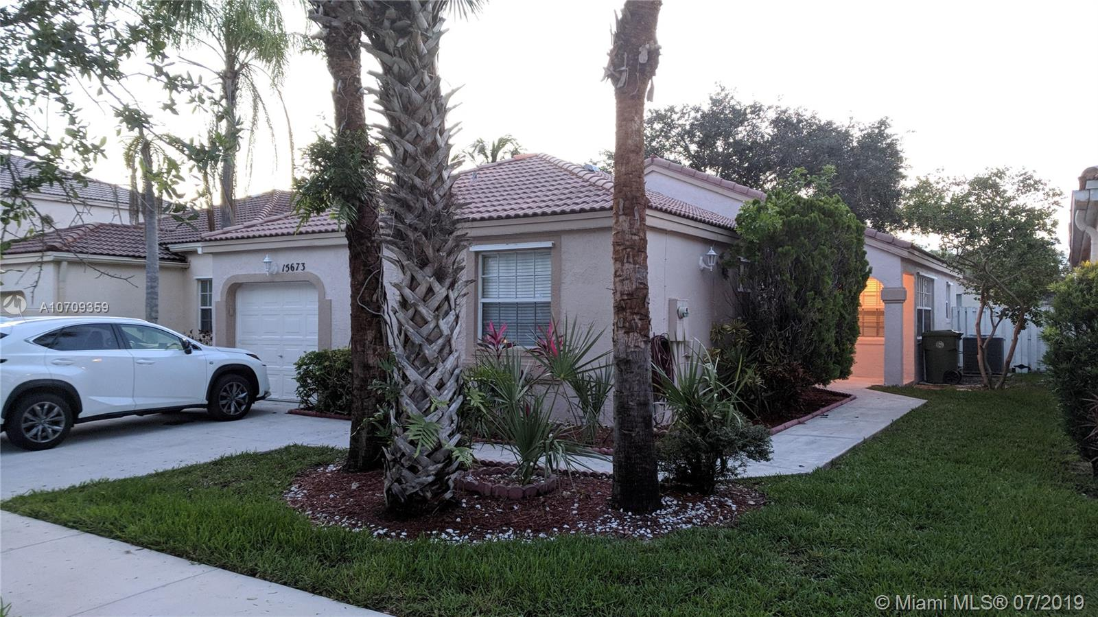 15673 NW 14th St  For Sale A10709359, FL
