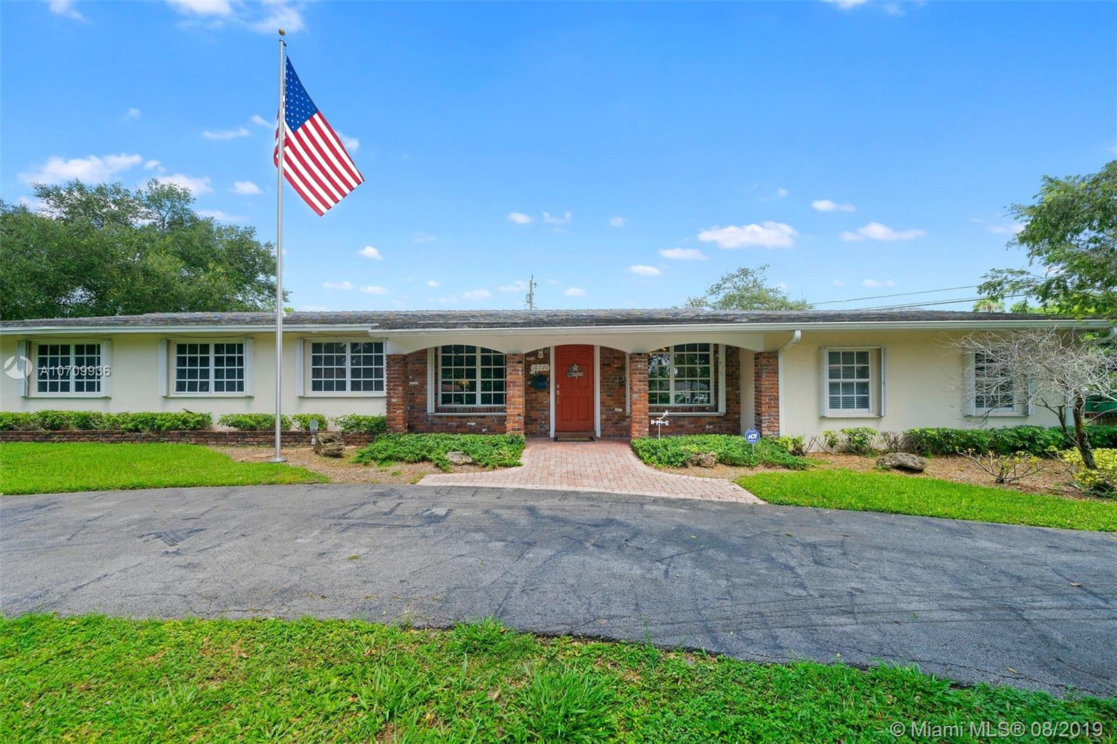 10720 SW 72nd Ct  For Sale A10709936, FL