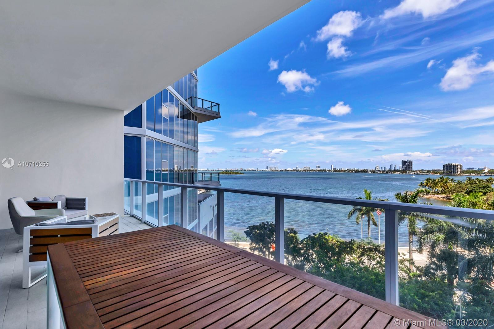 2020 N Bayshore Dr #603 For Sale A10710256, FL
