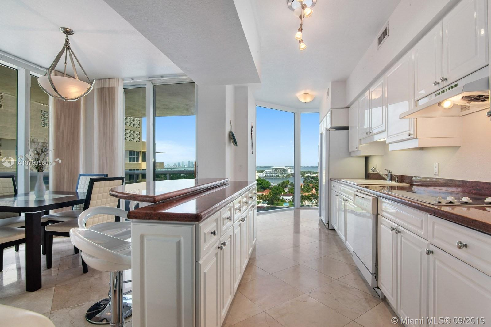 4775  Collins Ave #1605 For Sale A10709960, FL