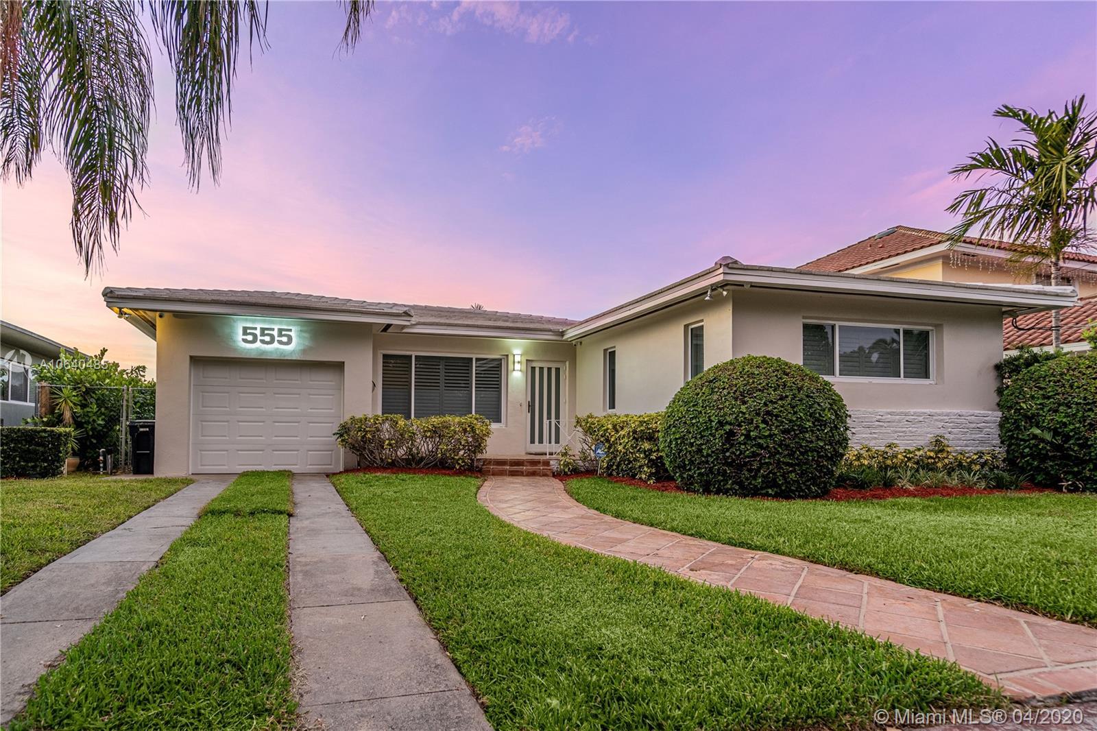 555 S Shore Drive  For Sale A10640485, FL