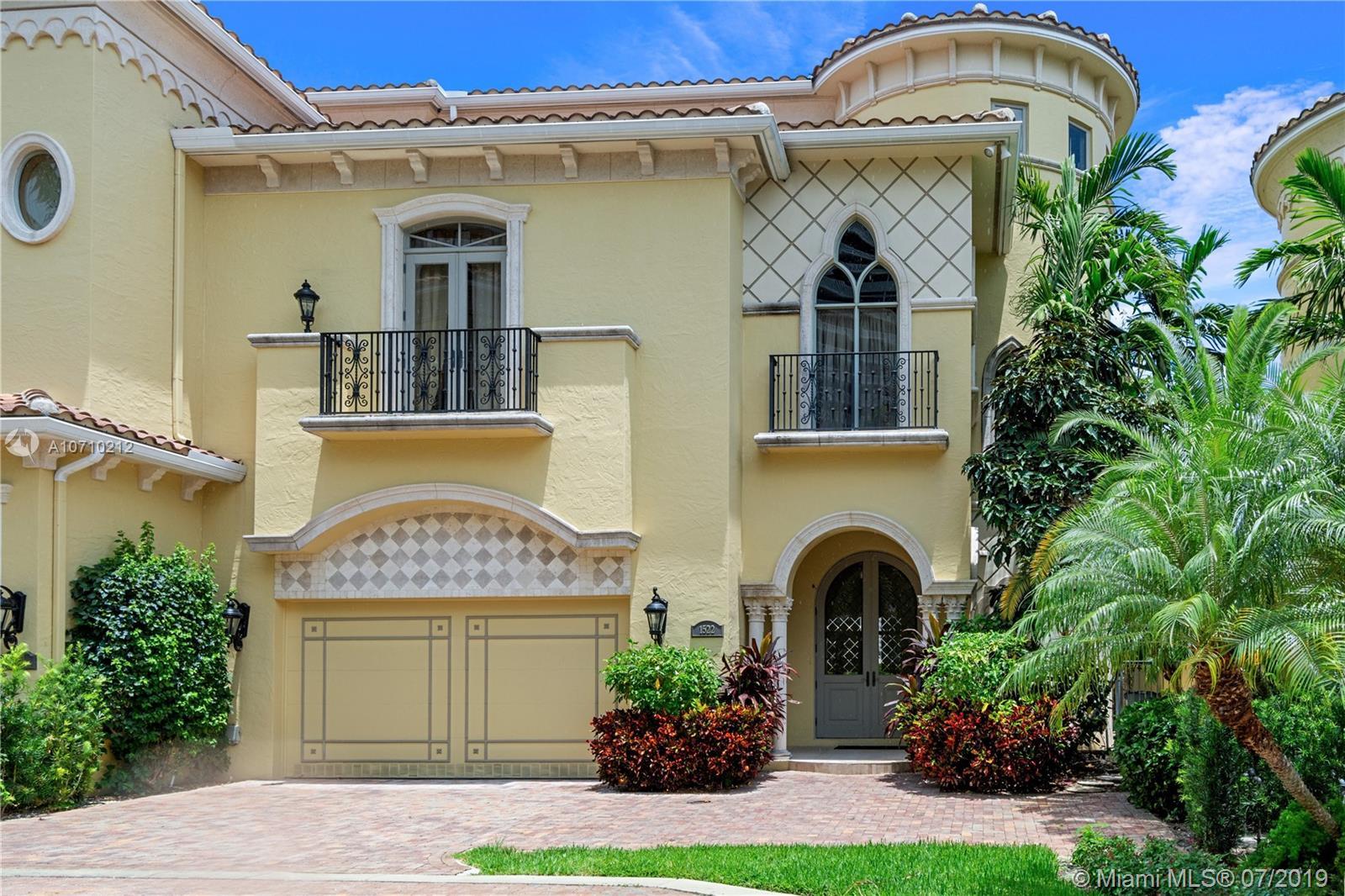 1522  Island Blvd #1522 For Sale A10710212, FL