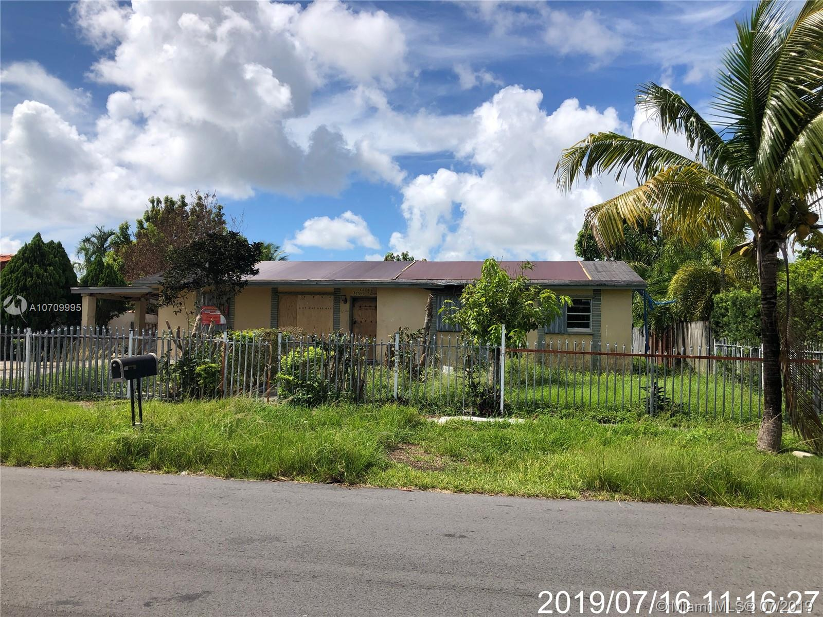12340 SW 185th St  For Sale A10709995, FL