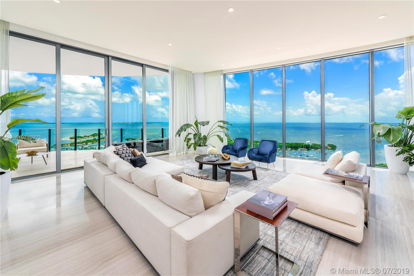 2811 S Bayshore Drive #UPH-B For Sale A10710923, FL