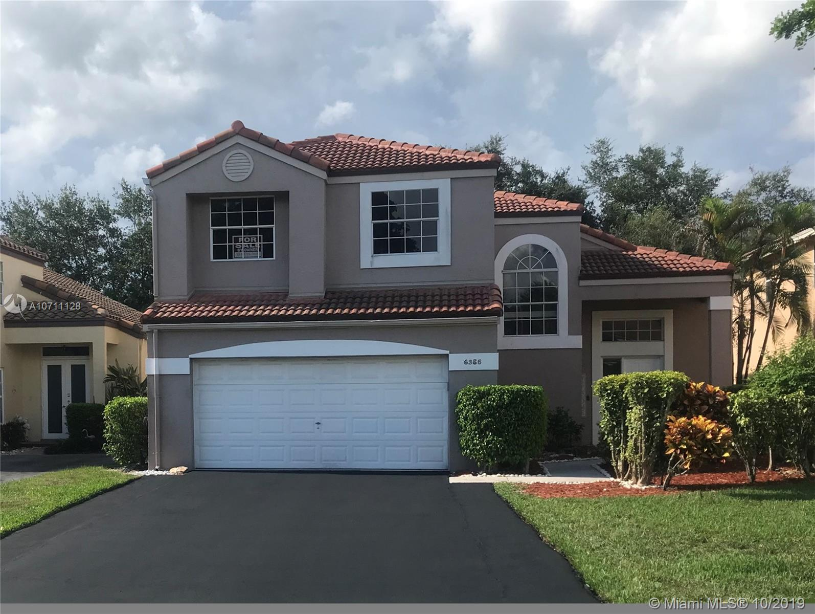6385 NW 77th Pl  For Sale A10711128, FL