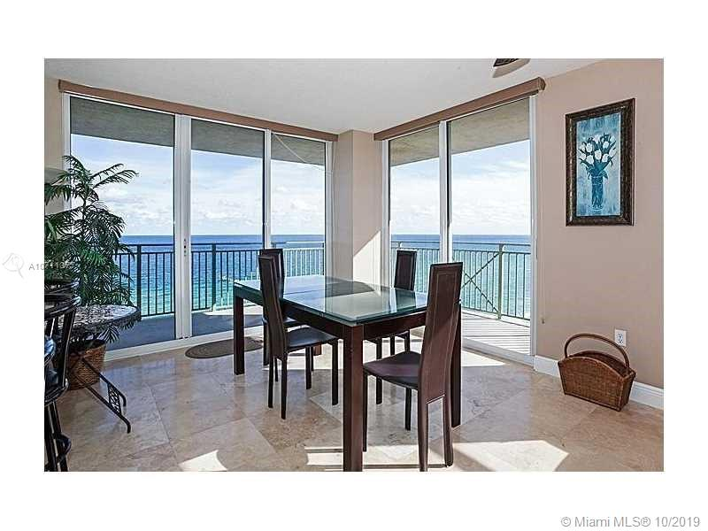 Lovely corner unit with great views.  Currently leased.