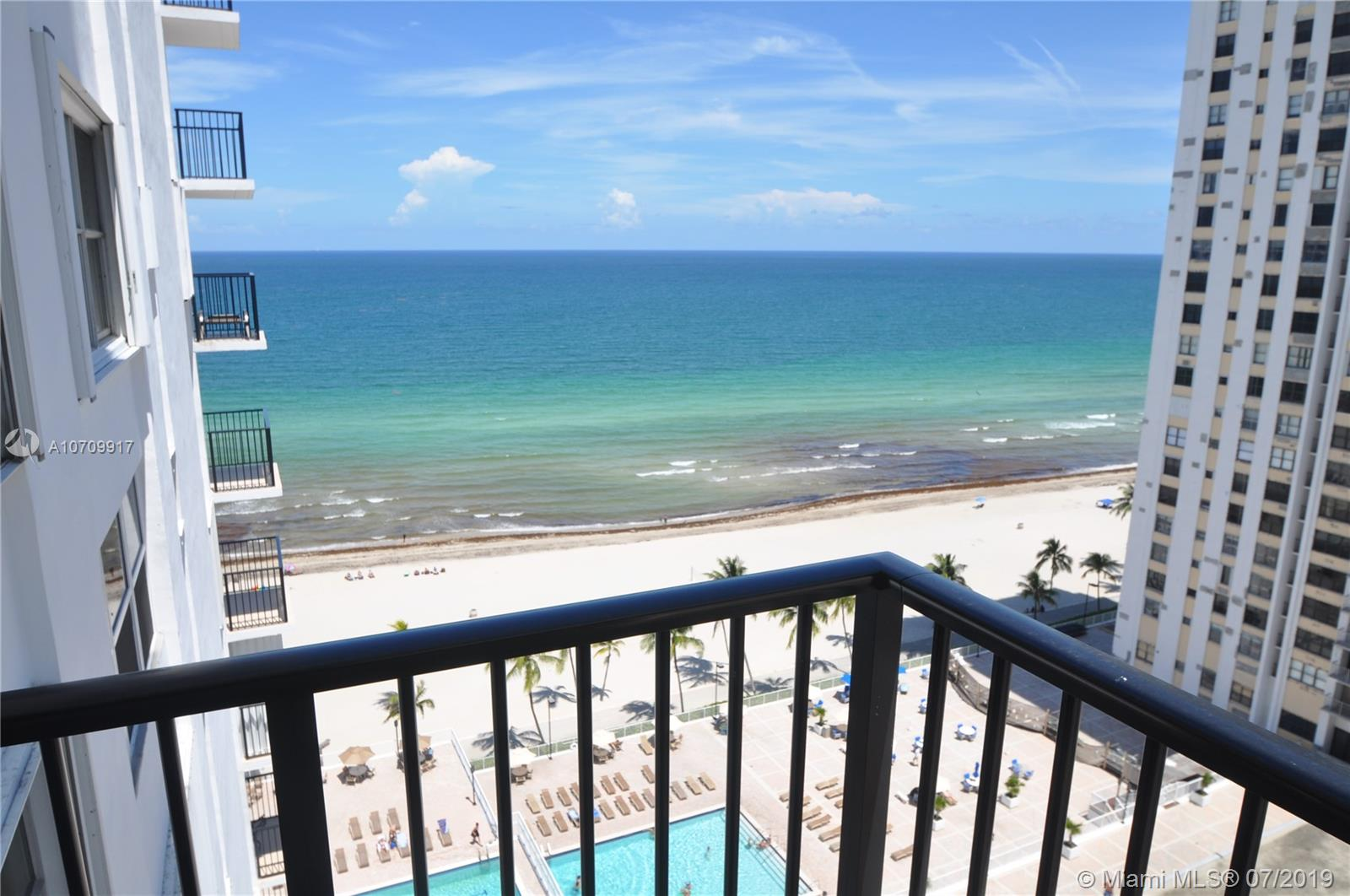 2201 S Ocean Dr #1708 For Sale A10709917, FL