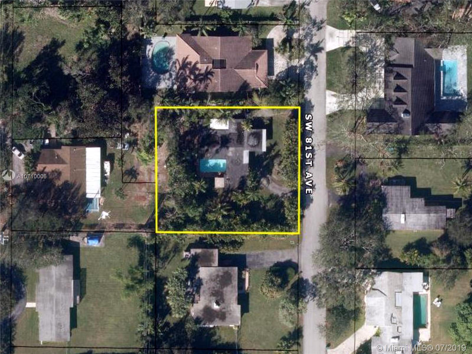 12560 SW 81 Ave, Pinecrest, FL 33156