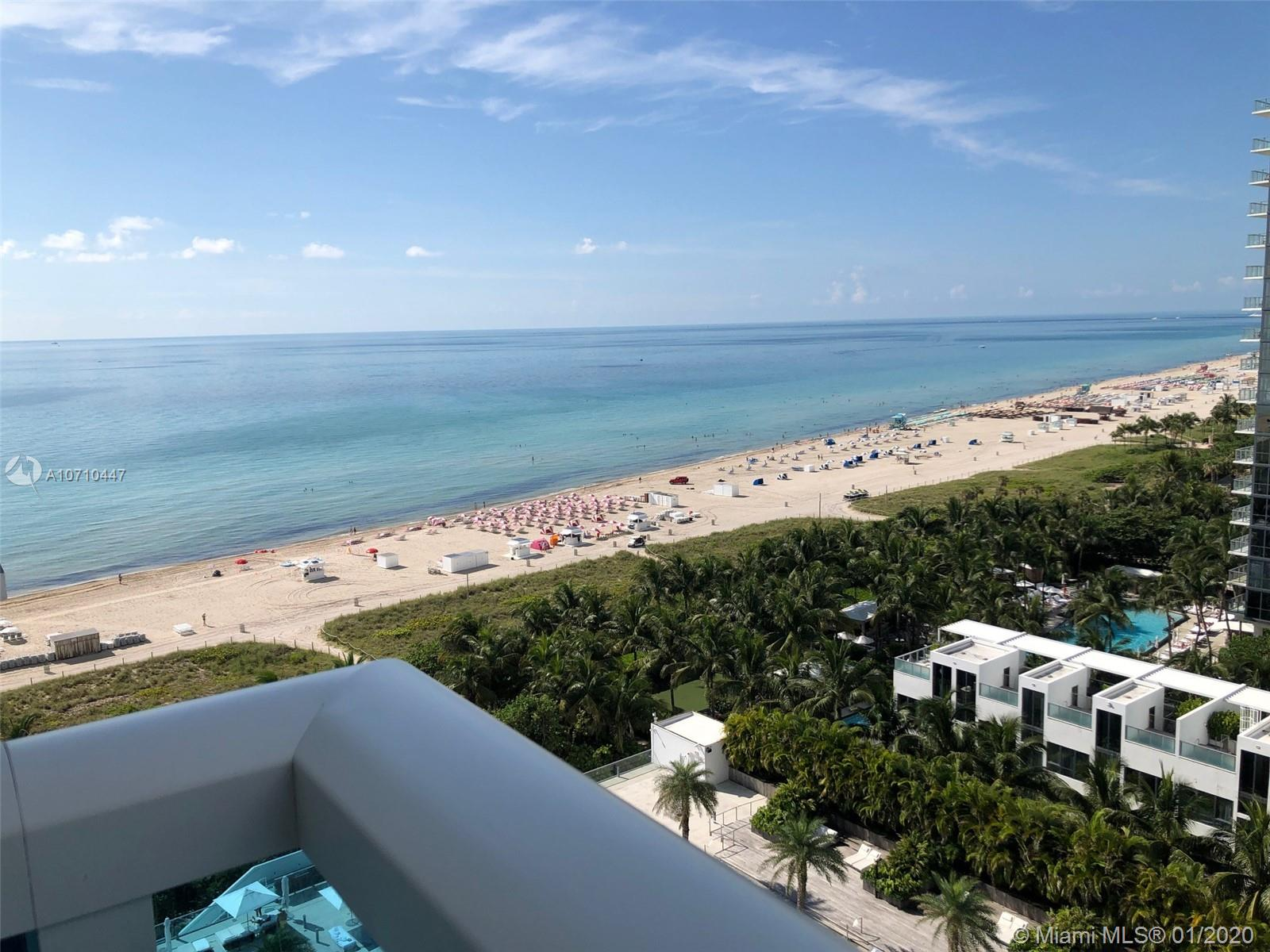 2301  Collins Ave #1406 For Sale A10710447, FL