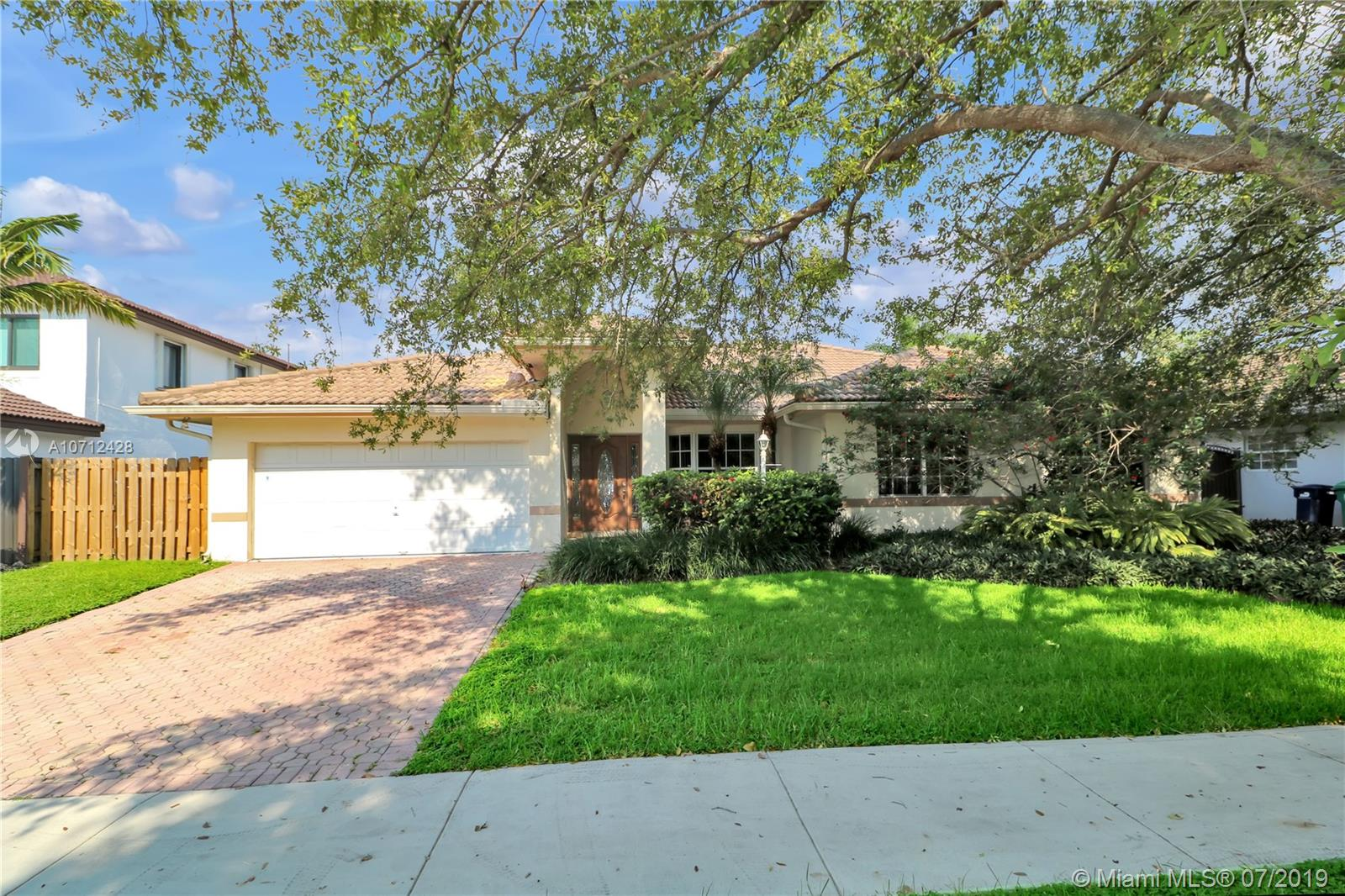 11340 SW 156th Ave  For Sale A10712428, FL