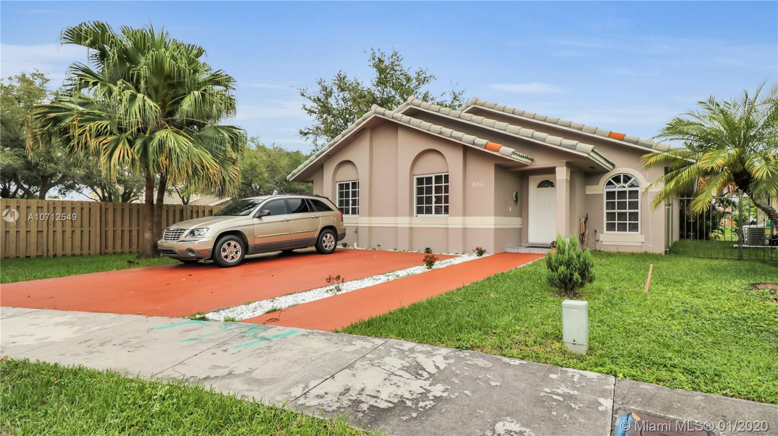 8011 SW 159th Ct  For Sale A10712549, FL