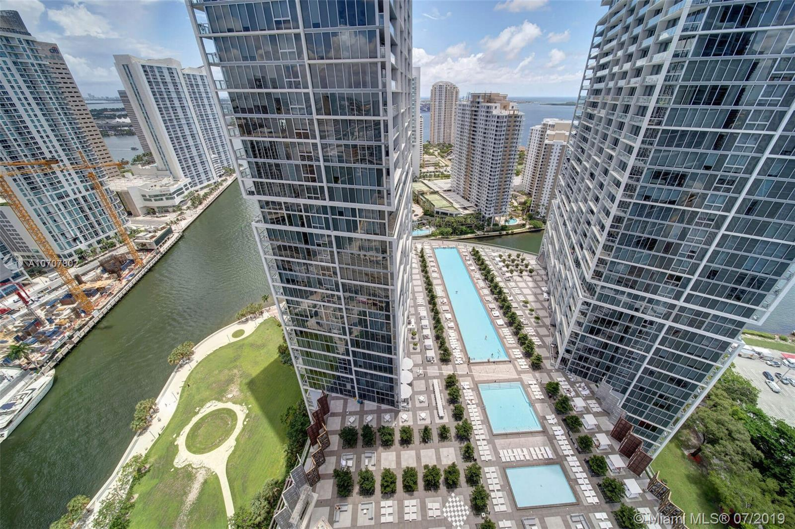 485  Brickell Ave #3401 For Sale A10707802, FL