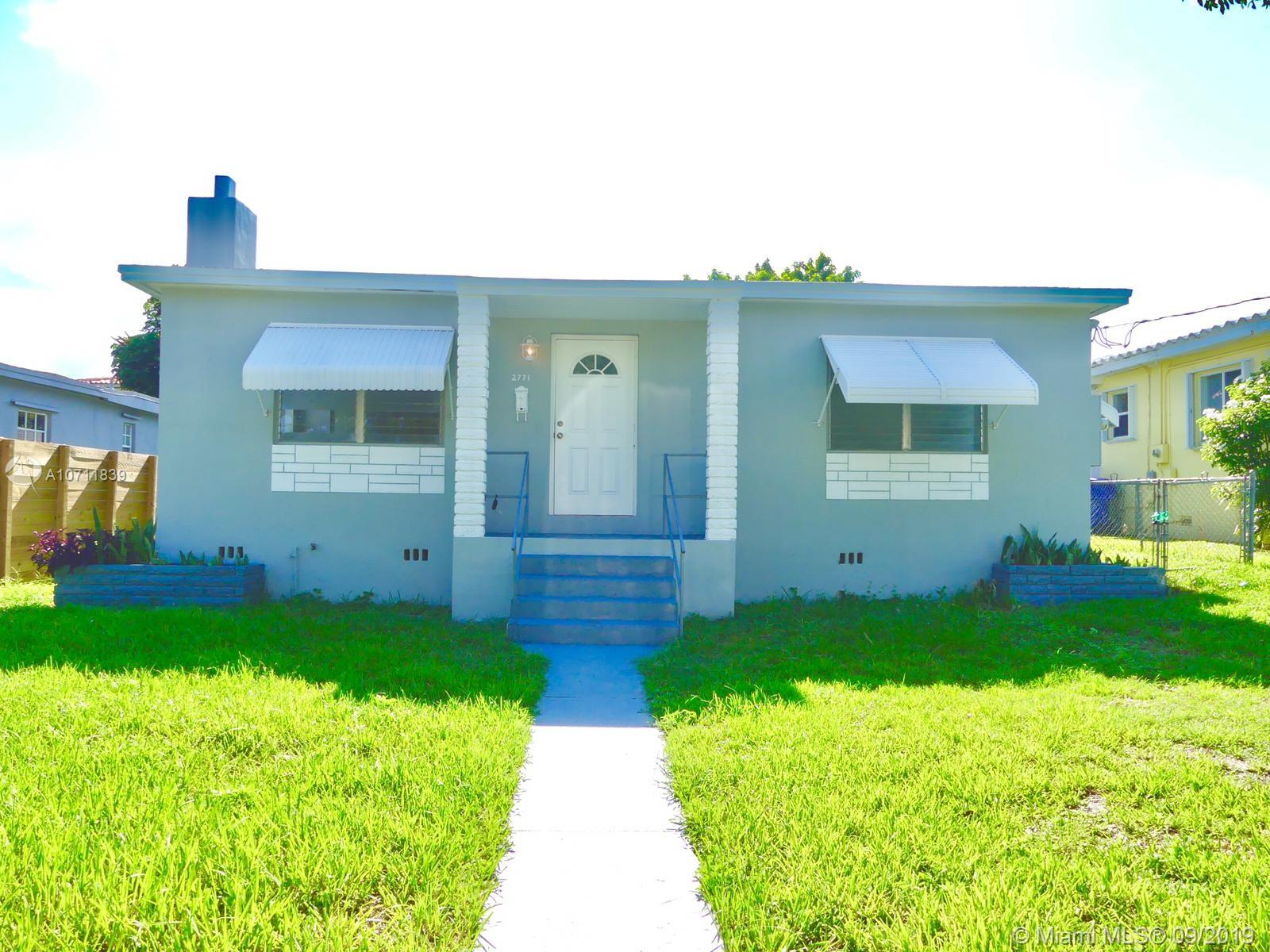 2771 SW 33rd Ave  For Sale A10711839, FL