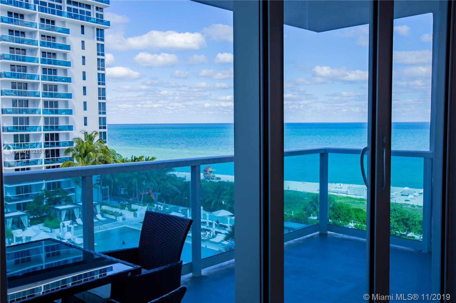 2301  Collins Ave #816 For Sale A10712859, FL