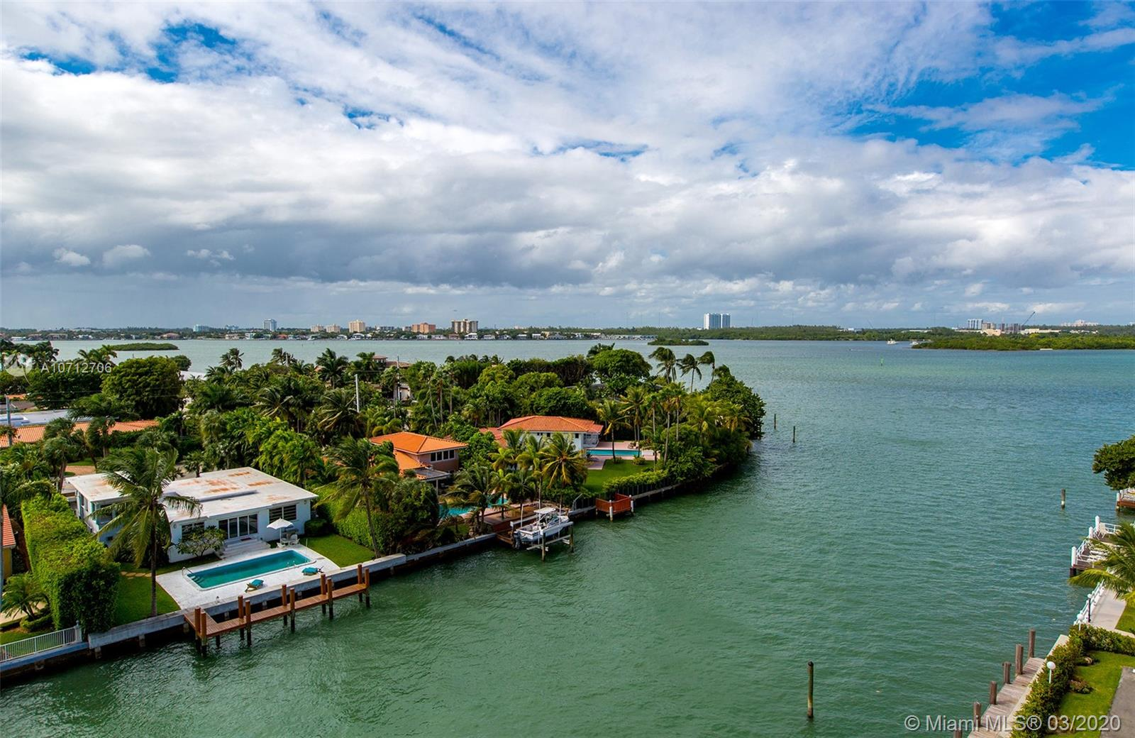 10140 W BAY HARBOR DR #PH-N For Sale A10712706, FL