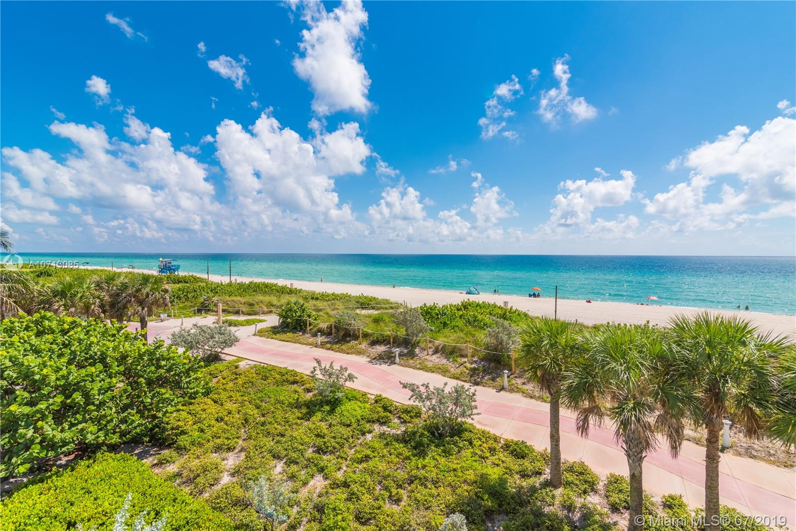 7135  Collins Ave #1122 For Sale A10713085, FL