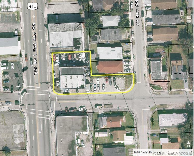 6901 NW 7th Ave  For Sale A10713099, FL