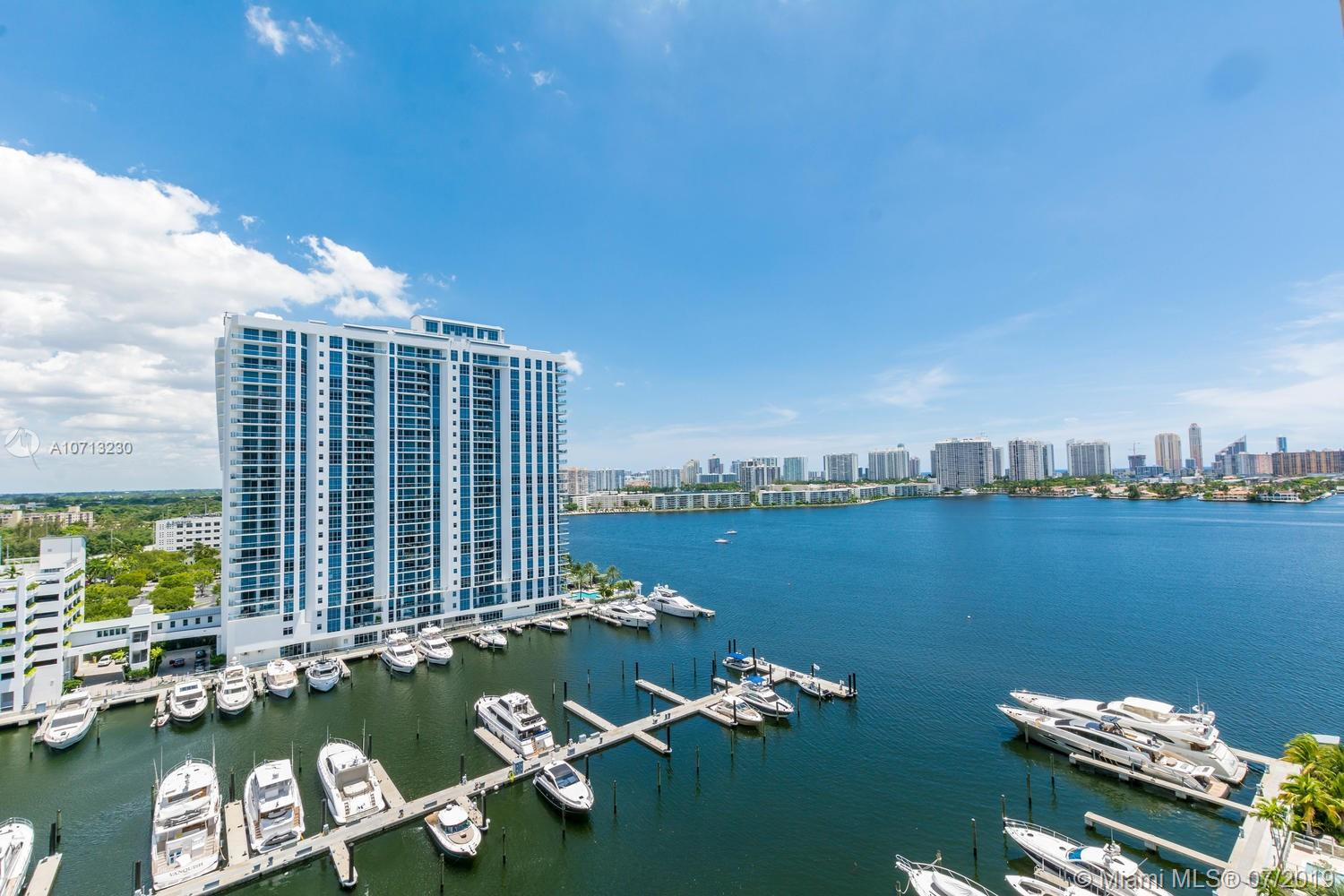 17111  Biscayne Blvd #1401 For Sale A10713230, FL