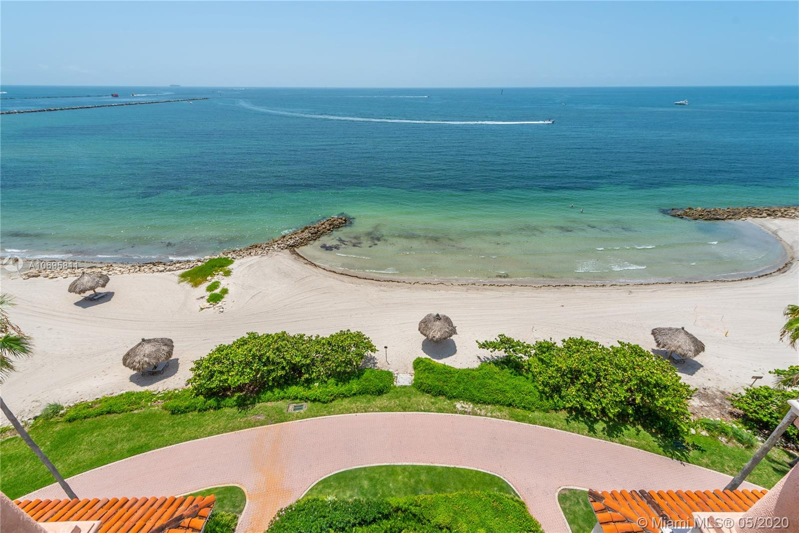 7774  Fisher Island Dr #PH7774 For Sale A10695811, FL