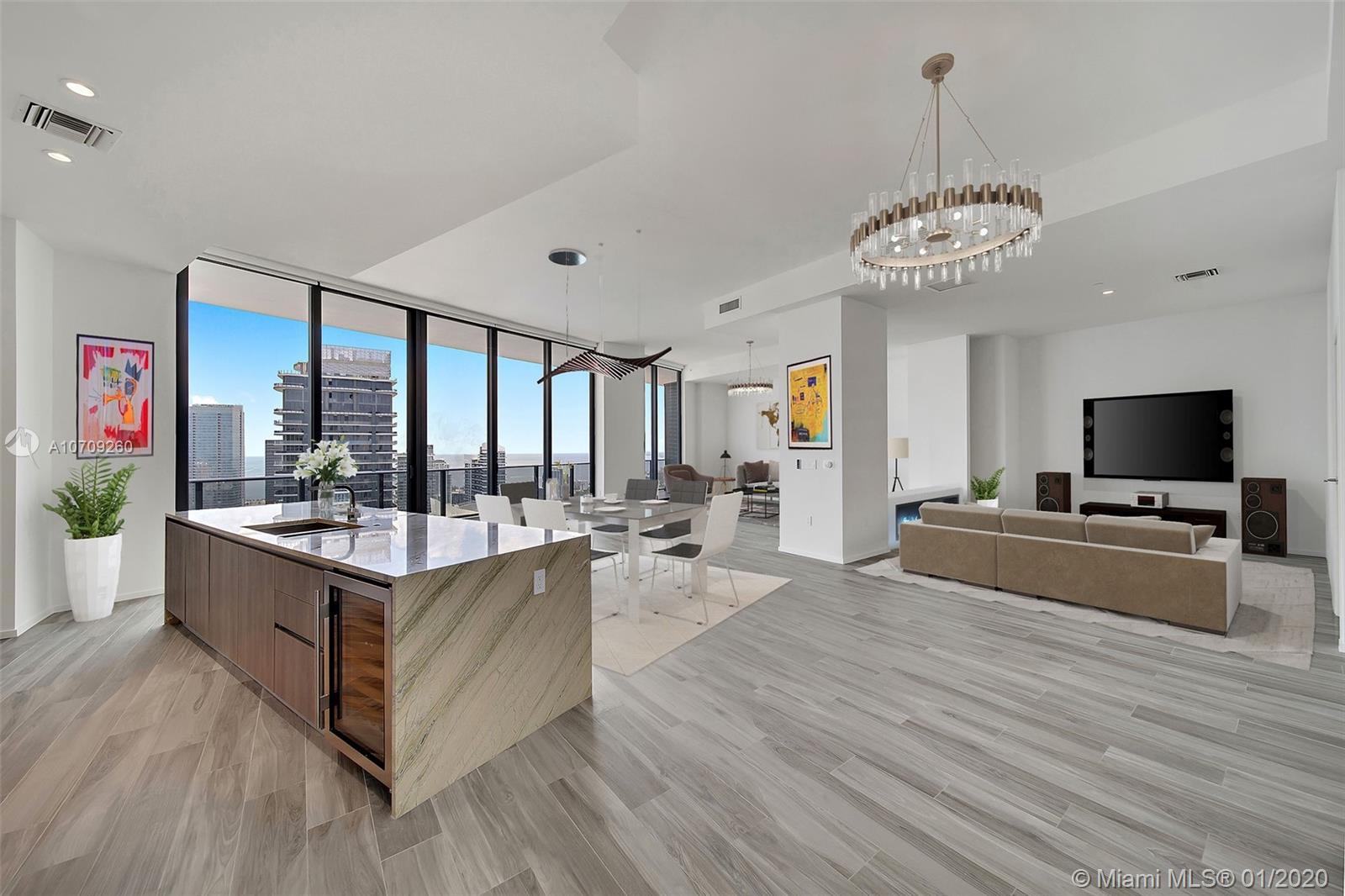 801 S Miami Avenue #LPH5602 For Sale A10709260, FL