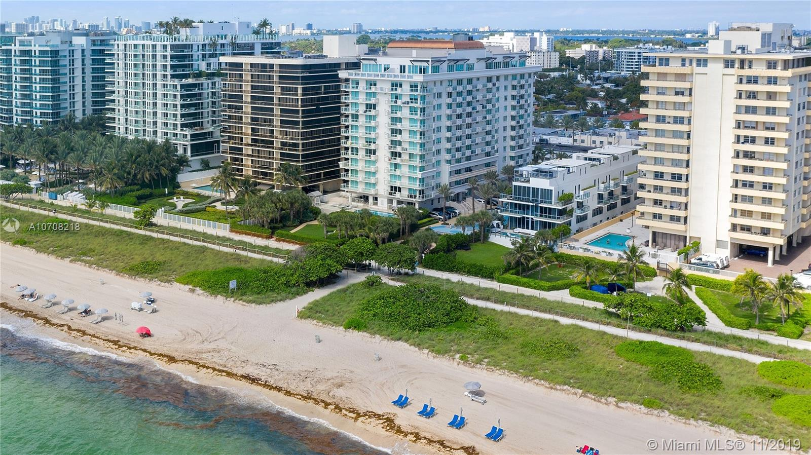 9501  Collins Ave #2 For Sale A10708218, FL