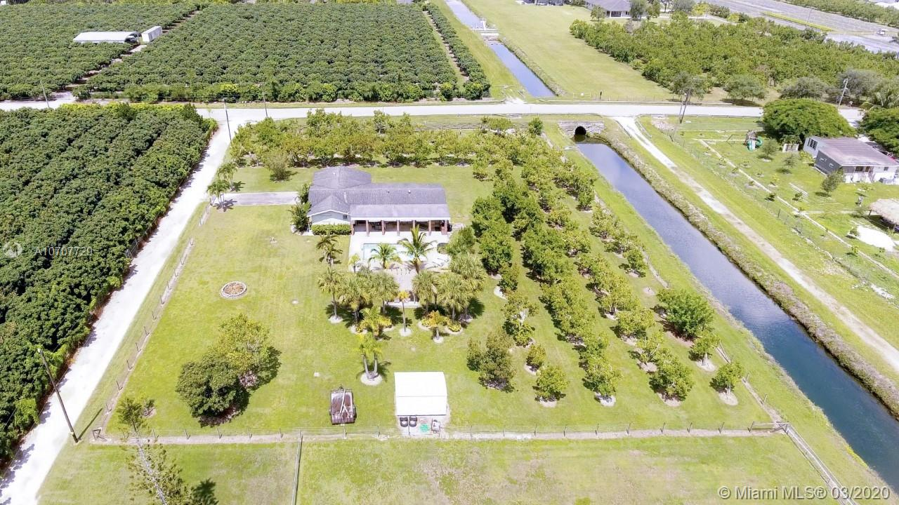 26801 SW 197th Ave  For Sale A10707729, FL
