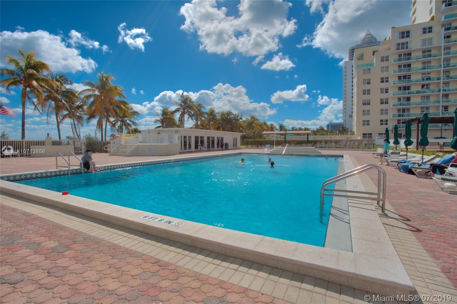5005  Collins Ave #1402 For Sale A10713858, FL