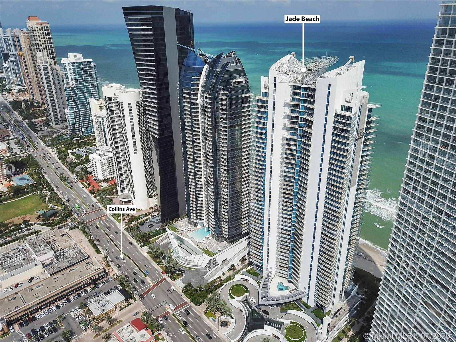 17001  Collins ave #1708 For Sale A10712636, FL