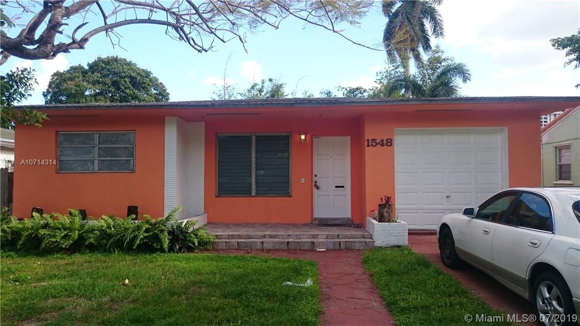 1548 N E 110 ST  For Sale A10714314, FL
