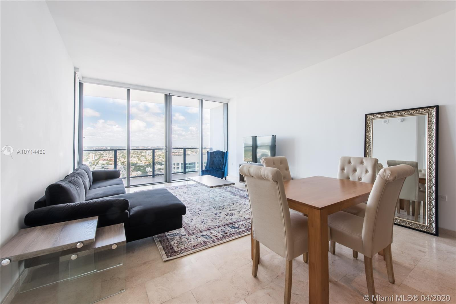 88 SW 7th St #3008 For Sale A10714439, FL