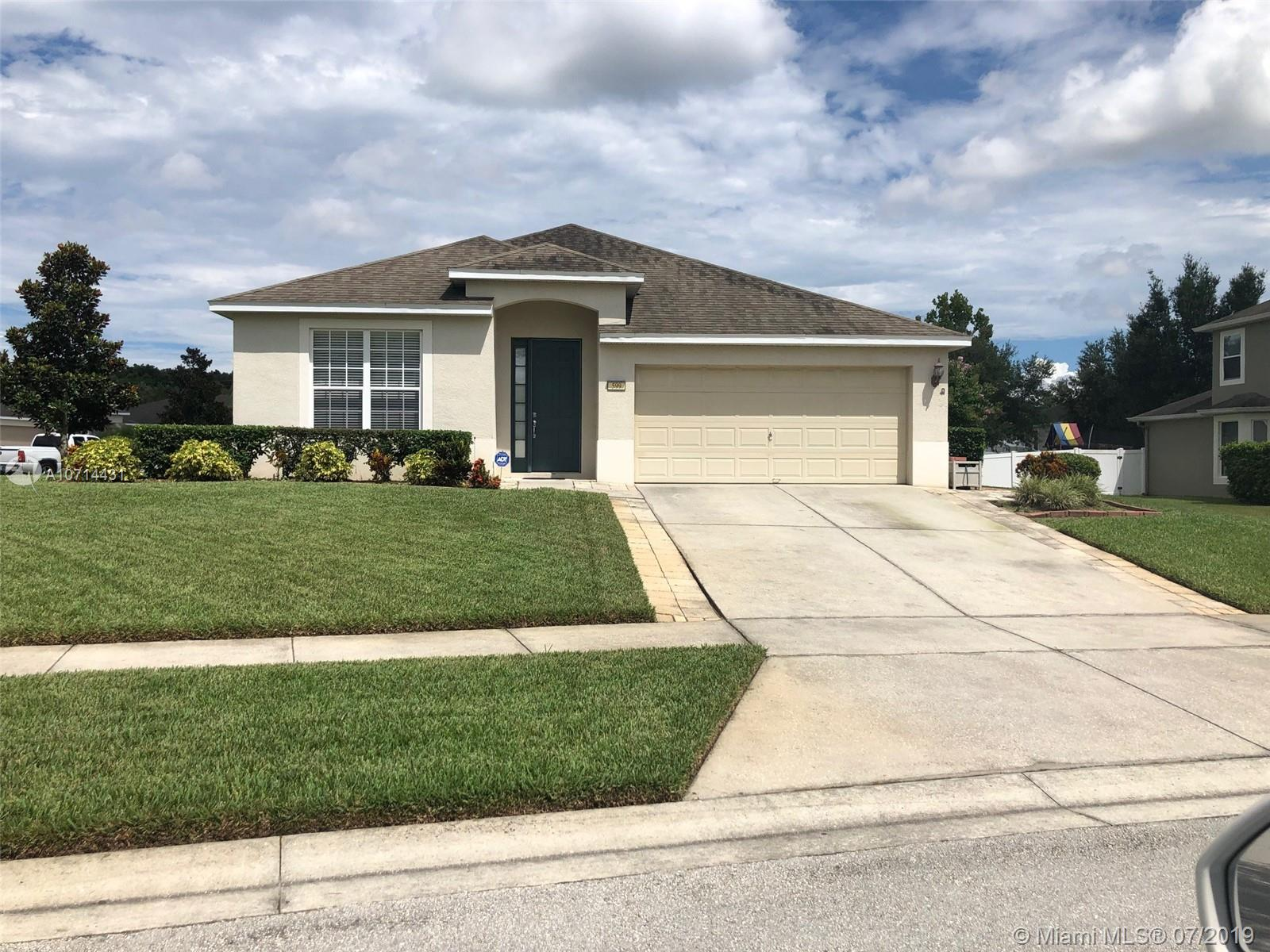 599 Hernando, Other City - In The State Of Florida, FL 34715
